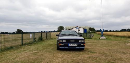 Audi quattro ´83