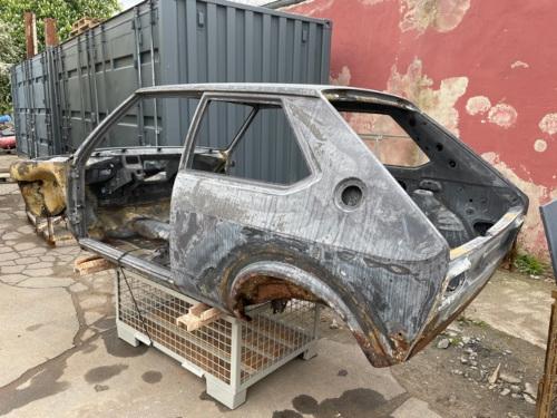 Audi 50 LS