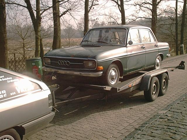 please - Audi A60 - VZi,