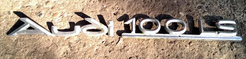 Emblem Audi 100 LS